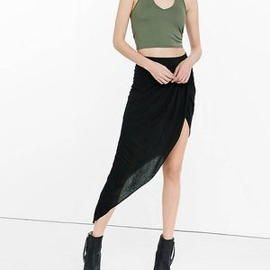 Express Wrap Skirt
